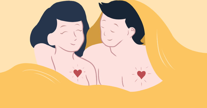 Morning sex boosts your immune system.- 15 Benefits of Morning Sex