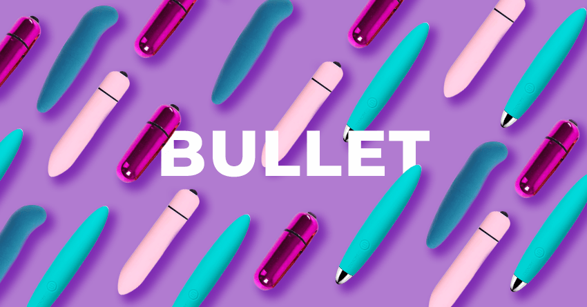 types of vibrators - Bullet Vibrator
