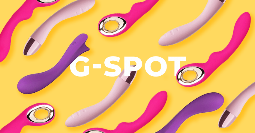 types of vibrators - G-Spot Vibrator