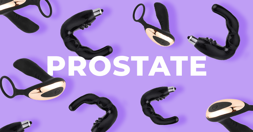 types of vibrators - Prostate