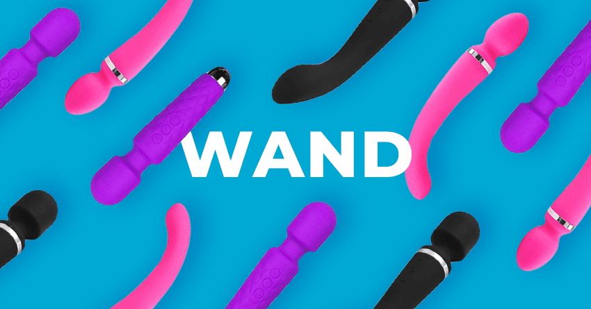 types of vibrators - Wand Massager