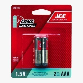 ACE 2-pack AAA Battery