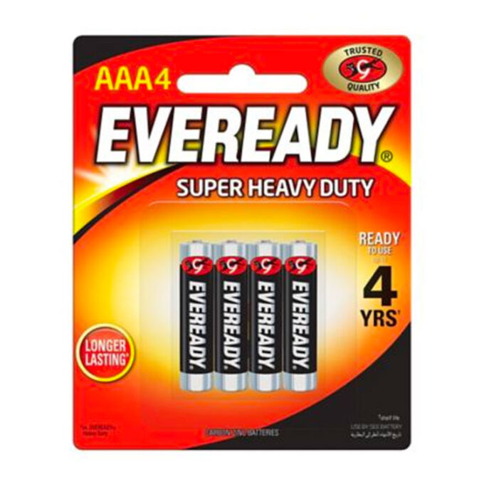 Eveready Batteries