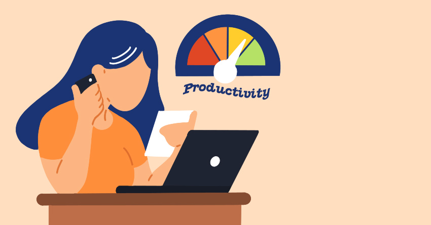 It improves your productivity