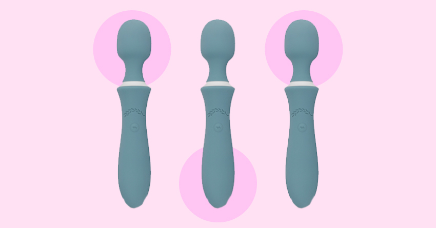 The Orchid Wand Vibrator