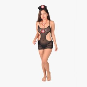 Baby Nurse Costume
