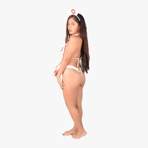 Helpful Sexy Nurse Costume