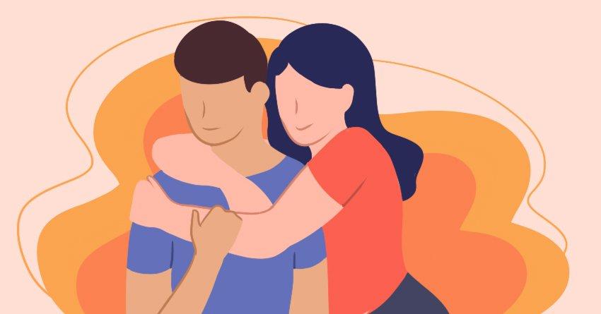 attention  - rebound relationship
