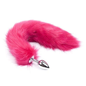 Fox Tail Anal Plug