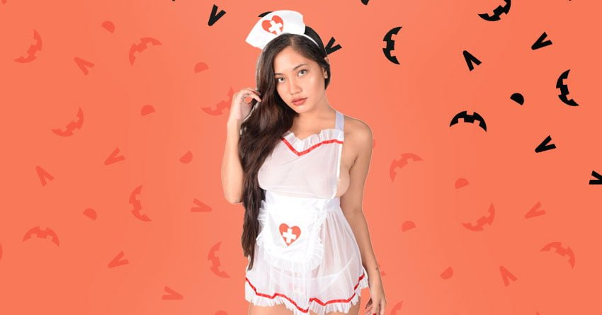 Sweet Nurse Costume