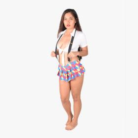 Hottie School Girl Costume
