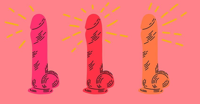 Suction Cup Dildo Positions