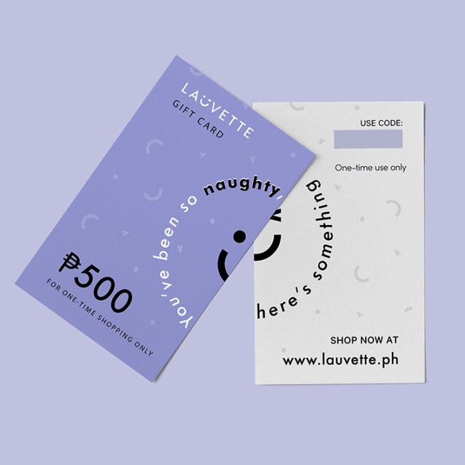 Lauvette Gift Certificate