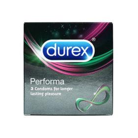 Durex Condoms Performa 3s