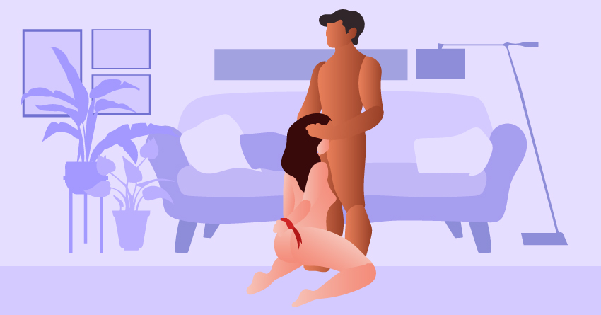 Position blowjob How to