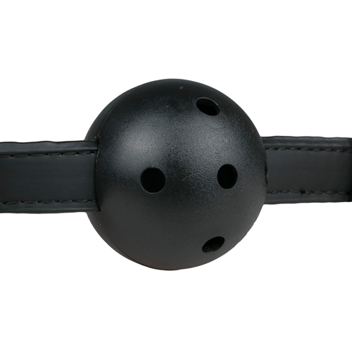 Air Cannon Ball Gag