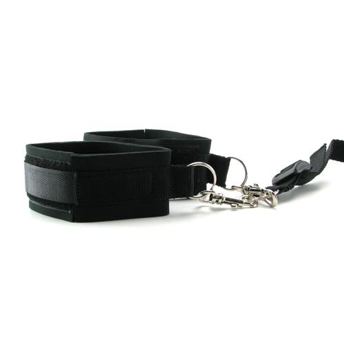 Domm Under-Mattress Restraint Bedcuffs Set