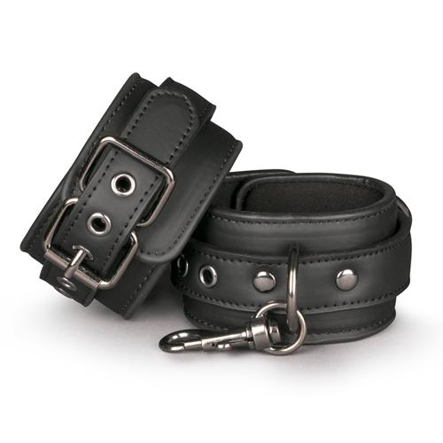 Vesta Leather Handcuffs