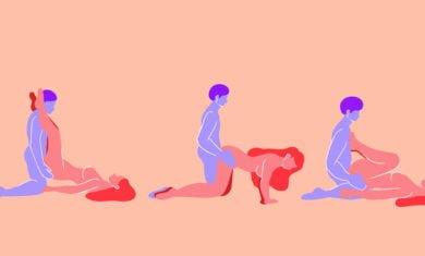 10 Best G-Spot Sex Positions