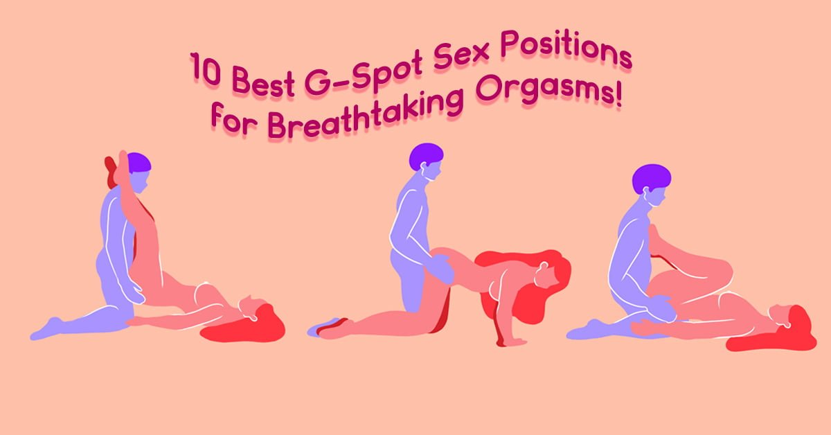 Five sex positions to stimulate her