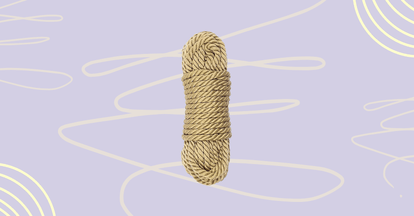 Synthetic Hemp Rope