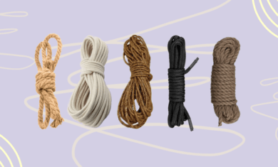 Types of Ropes for Bondage