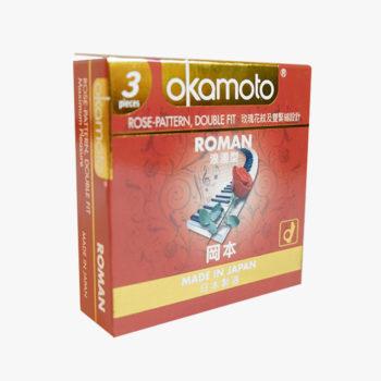 Okamoto Roman Condoms 3s