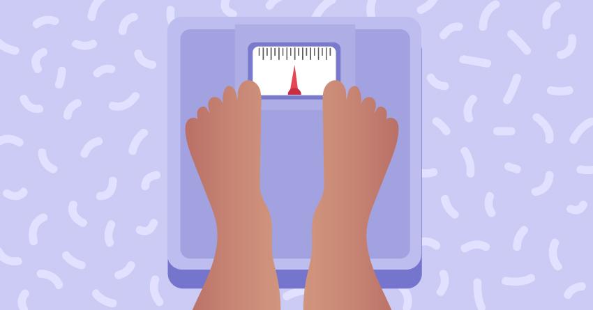 Body size matters.
