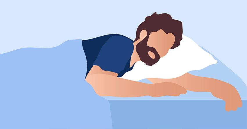 Learn how to be a sleeping ninja.