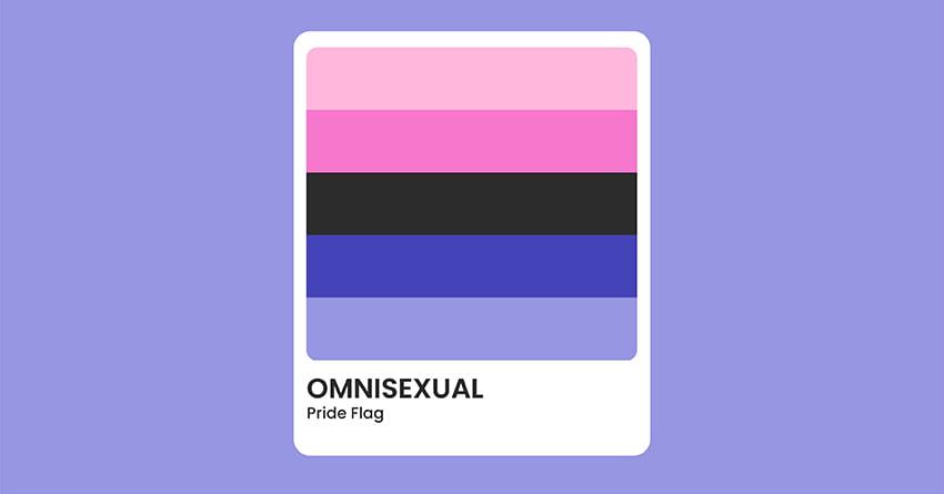 Omnisexual Pride Flag