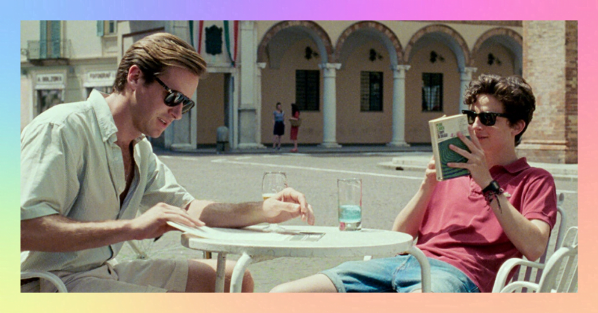 call me by your name - movies about lgbtq