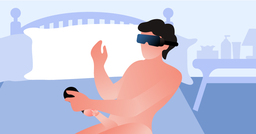Play it with virtual reality adult games