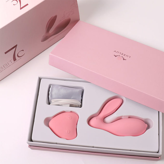 Pastel Bunny Vibrator