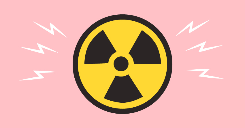 Avoid exposure to high doses of radiation