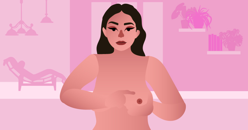 Find out your breast tissue type.