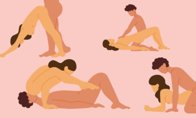 Yoga-Inspired Sex Positions: 15 Hot Poses for Mindblowing Orgasms