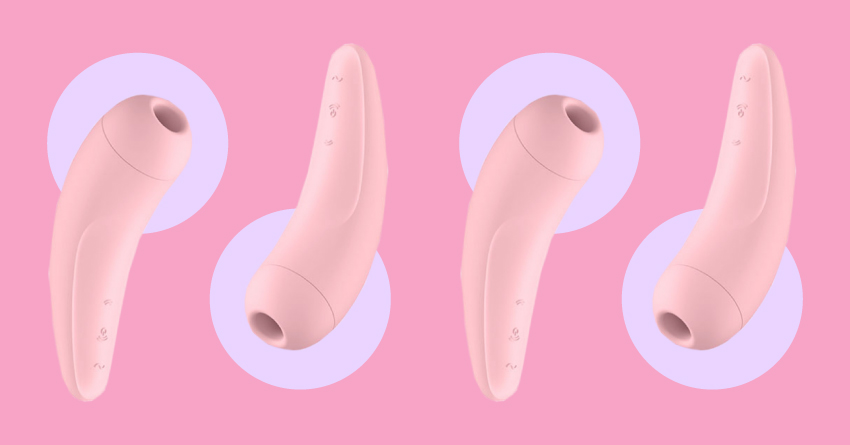 SATISFYER CURBY 2+