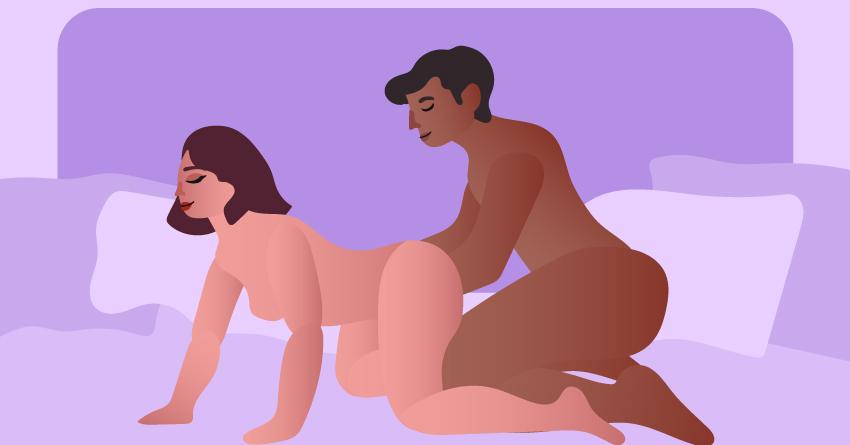 Get into G-Spot sex positions.