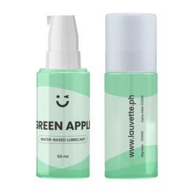 Lauvette Green Apple Lube