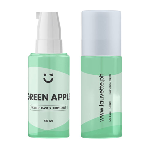 Lauvette Green Apple Lube