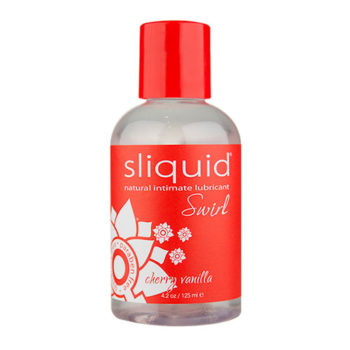 Sliquid Edible Lube - Cherry Vanilla
