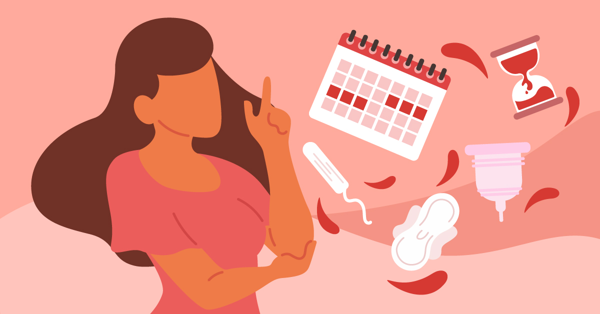 12 Facts About Menstruation Every Woman Should Know About