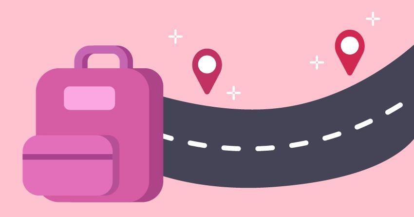 Take a spontaneous road trip