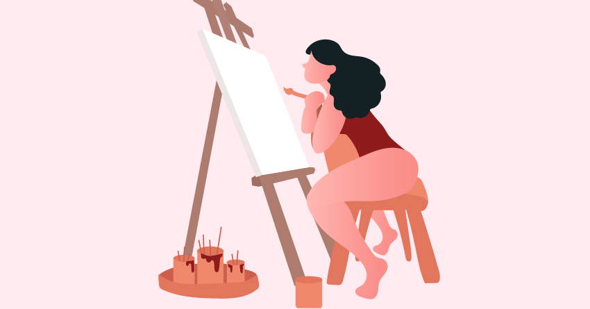 Get your creative juices flowing!