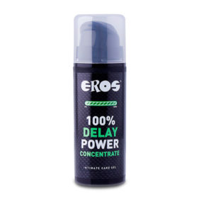 Eros 100% Delay Power Concentrate