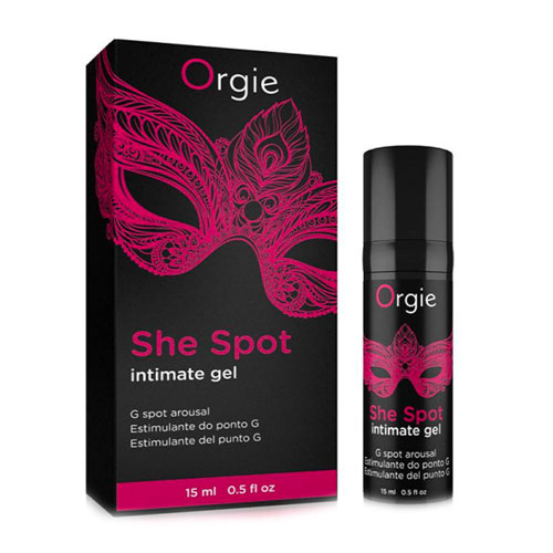 Orgie She Spot Intimate Gel