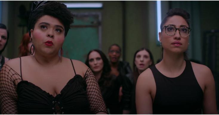 Netflix Bonding Season 2 Screencap - BDSM Discussion