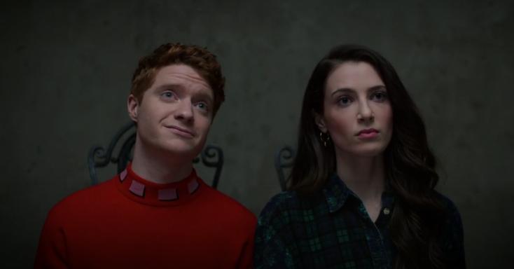 Netflix Bonding Season 2 Screencap - Unresolved drama