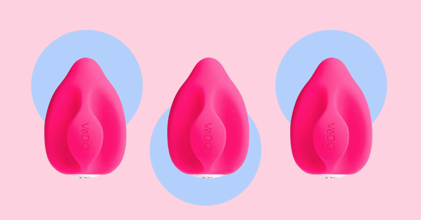 For Couples Who Are Sex Toy Newbies: Yumi Finger Vibe