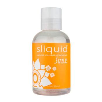 Sliquid Natural Sizzle Lube